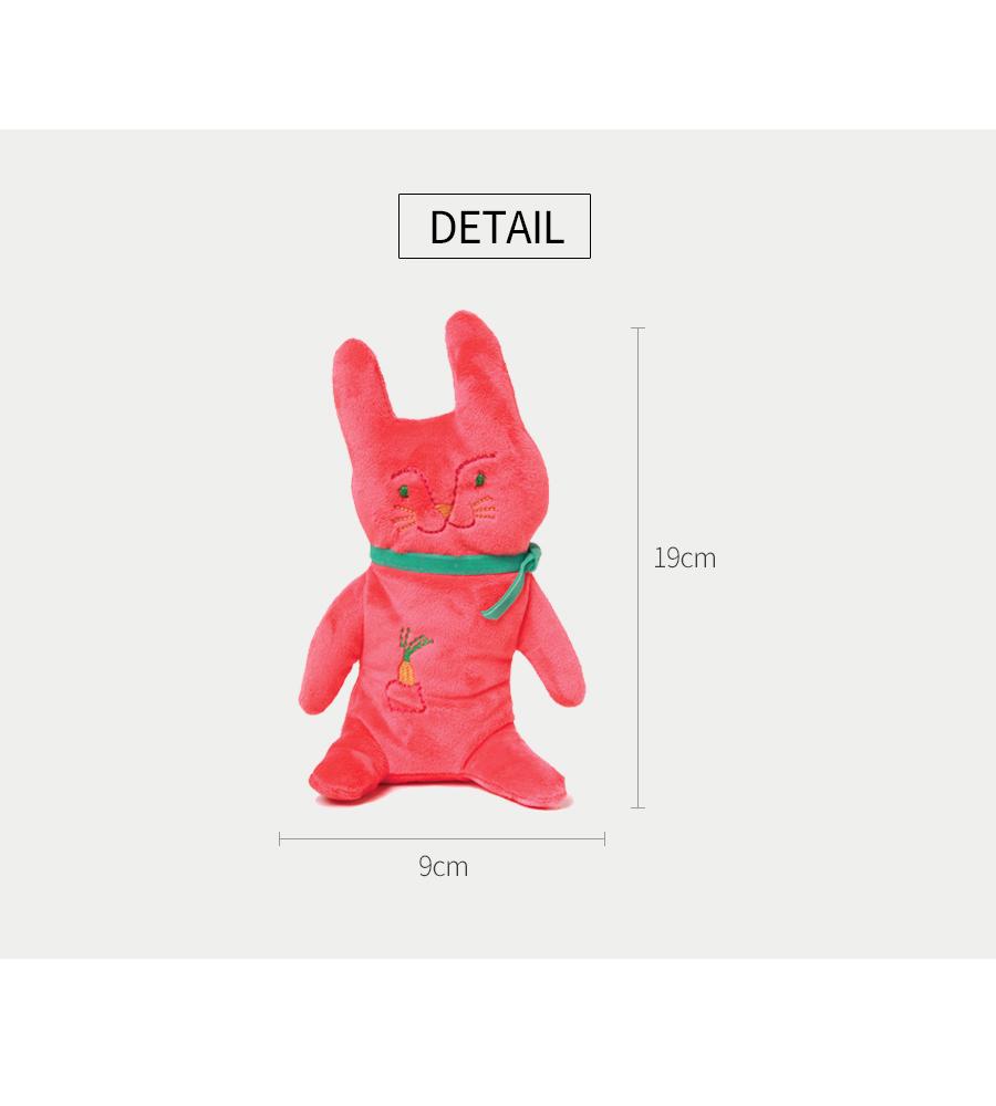 이부 애착인형 토끼 - 공간27, 22,000원, 장난감, 인형/애착인형